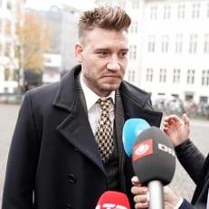 Никлас Бендтнер был приговорен к 50 дням тюрьмы