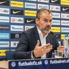 Словакия огласила заявку на матчи с Украиной и Чехией