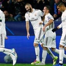 """Реал Мадрид"" разгромил ""Викторию"""