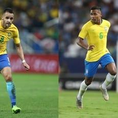 Алекс Сандро и Ренато Аугусто довызваны в сборную Бразилии