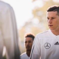 Дракслер пропустит ближайшие матчи сборной Германии