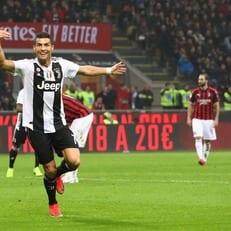 Роналду — самый бьющий игрок топ-5 лиг Европы