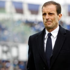 Аллегри признан тренером года в Италии