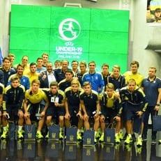 Супряга получил вызов в сборную Украины U-20