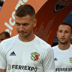 Кравченко пропустит около пяти месяцев из-за травмы