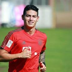 Хамес Родригес в этом году больше не сыграет