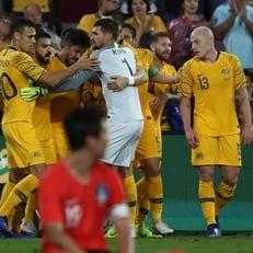 Австралия сыграла вничью с Южной Кореей