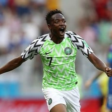 Муса признан футболистом года в Нигерии