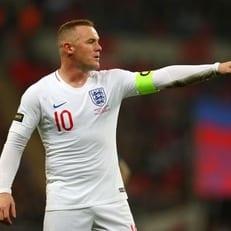 Руни провел прощальный матч за сборную Англии
