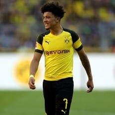 Санчо признан лучшим игроком октября в Бундеслиге