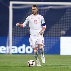 Рамос пропустит матч против Боснии и Герцоговины