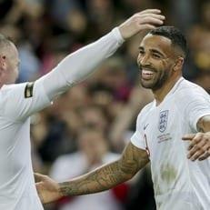"""Уилсон – первый игрок в истории """"Бормута"""", забивший за сборную Англии"""