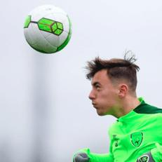 Три игрока сборной Ирландии пропустят решающий матч в Лиге Наций