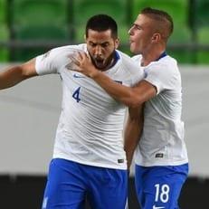 Манолас получил повреждение в матче с Финляндией