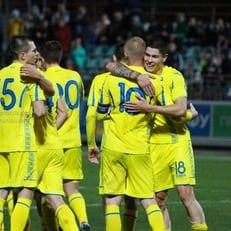 Украина U-21 сыграла в результативную ничью с Грузией