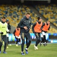 Яремчук и Кривцов могут восстановиться к матчу с Турцией