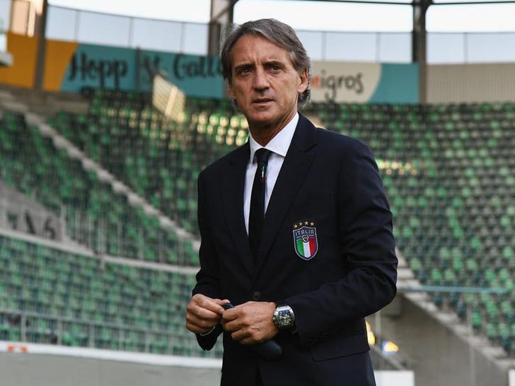 Роберто Манчини, worldfootball.net