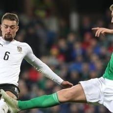Северная Ирландия проиграла Австрии на последних минутах