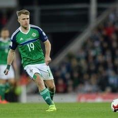 Уорд покинет расположение сборной Северной Ирландии