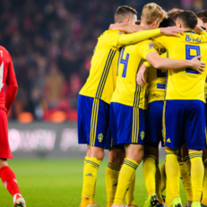 Швеция обыграла Турцию