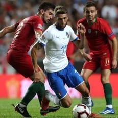 Италия - Португалия: стартовые составы