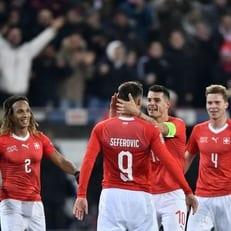 Сеферович – первый после Беланова, кто оформил хет-трик в матче с Бельгией