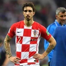 Врсалько получил травму в матче с Англией