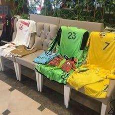 Украина — Турция: команды определились с комплектами форм
