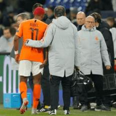 Бабель травмировался в матче с Германией