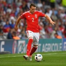 Гантер установил рекорд по количеству матчей за сборную Уэльса