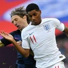 Рэшфорд повторил рекорд сборной Англии