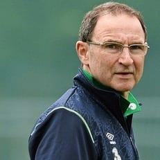 Мартин О'Нил покинул сборную Ирландии