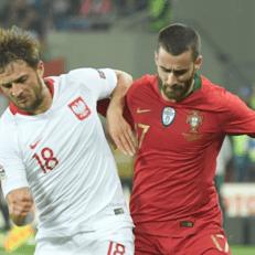Португалия - Польша: стартовые составы