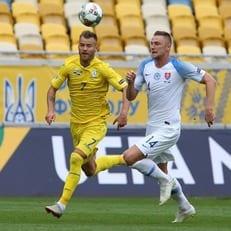 Ярмоленко – лучший игрок сборной Украины в 2018 году по версии InStat