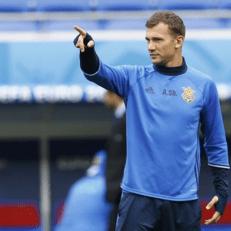 20 игроков дебютировали при Шевченко в сборной