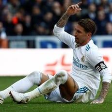 Рамос избежал наказания от УЕФА
