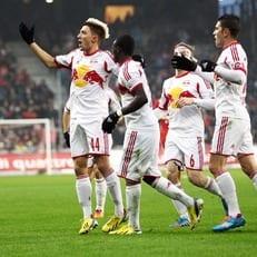 """""""Ред Булл"""" - единственная команда в Европе без поражений"""