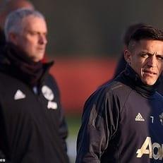 """Санчес желает уйти из """"Манчестер Юнайтед"""""""