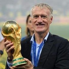 Дешам - лучший тренер сборных в 2018 году по версии IFFHS