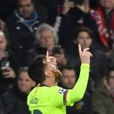 Месси стал рекордсменом по голам за один клуб в Лиге чемпионов