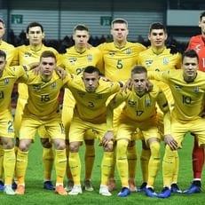 Украина занимает 28-е место в рейтинге ФИФА