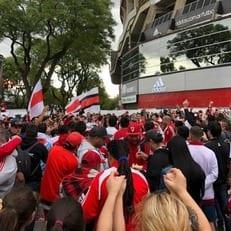 Билеты на ответный матч финала Копа Либертадорес продают по 3000 евро