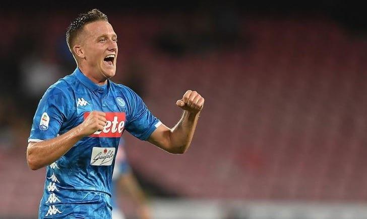 Петр Зелиньски, calciomercato.com
