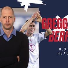 Официально: Грегг Берхальтер - новый главный тренер США