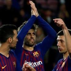 """Барселона"" - худший лидер чемпионата Испании за последние 17 лет"