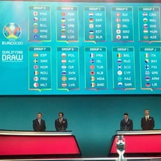 Украина начнет отборочный цикл к Евро-2020 матчем с Португалией