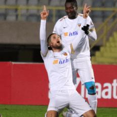 Кравец отметился дебютным голом в сезоне в кубке Турции