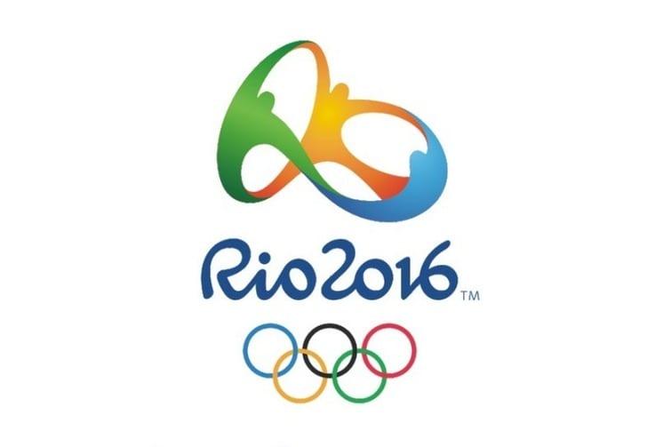 Логотип Олимпиады в Рио-де-Жанейро