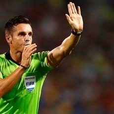 Карлос Дель Серро Гранде вошел в элитный список арбитров УЕФА