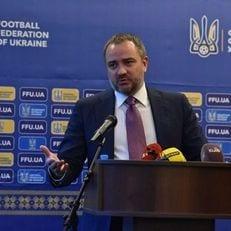 Павелко вошел в список кандидатов на выборы в исполком УЕФА